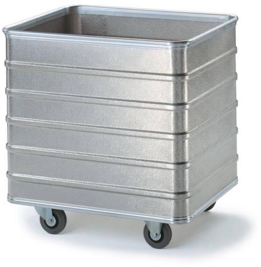Kastenwagen Aluminium Traglast (max.): 200 kg 20300803
