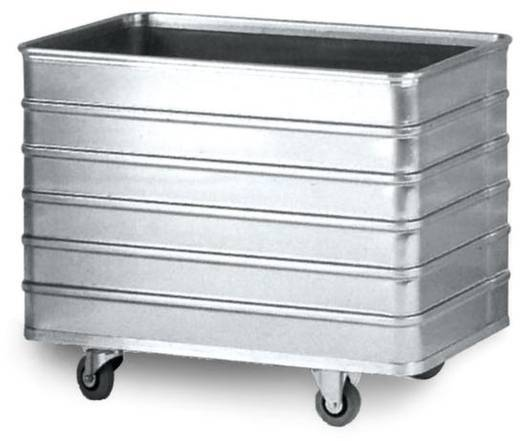 Kastenwagen Aluminium Traglast (max.): 200 kg 20300804
