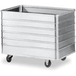 Image of 20300807 Kastenwagen Aluminium Traglast (max.): 250 kg