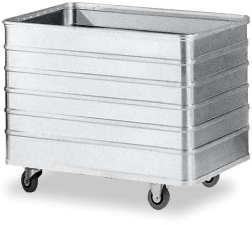 Kastenwagen Aluminium Traglast (max.): 250 kg 20300807