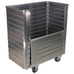 Image of 20350802 Kastenwagen Aluminium Traglast (max.): 300 kg
