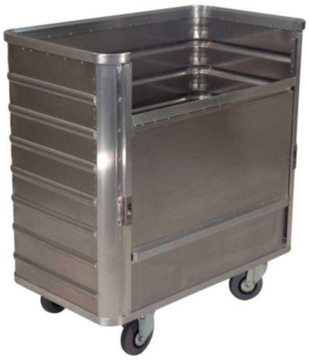 Kastenwagen Aluminium Traglast (max.): 250 kg 20370801