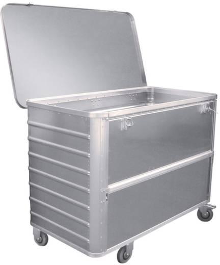Kastenwagen Aluminium Traglast (max.): 250 kg 220370832