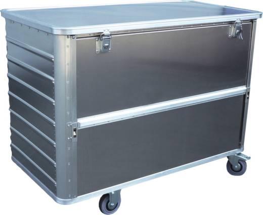 Kastenwagen Aluminium Traglast (max.): 250 kg 220370833