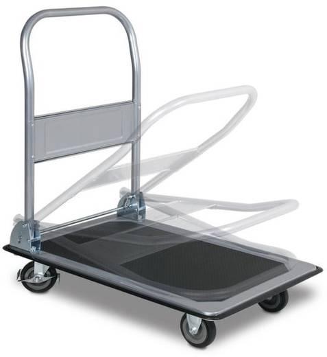 Plattformwagen klappbar Stahl kunststoffbeschichtet Traglast (max ...