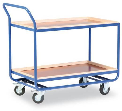11-1076 Tischwagen Stahl pulverbeschichtet Traglast (max.): 300 kg