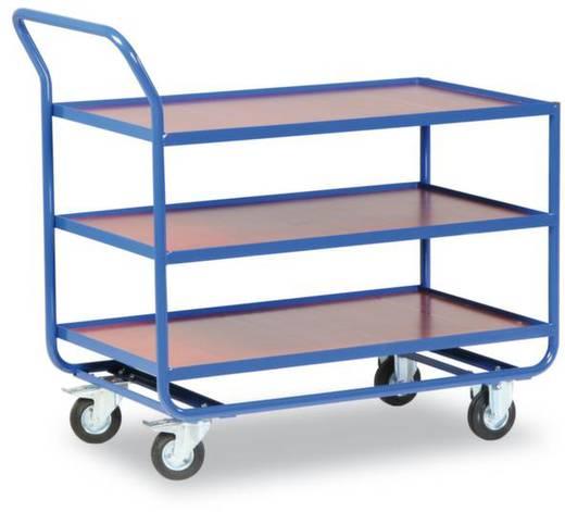 Tischwagen Stahl pulverbeschichtet Traglast (max.): 300 kg 11-1063