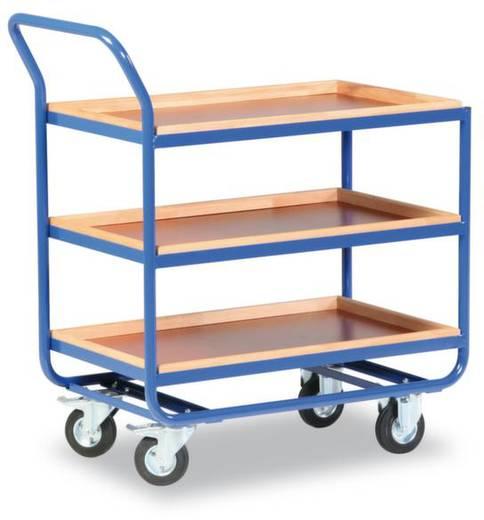 Tischwagen Stahl pulverbeschichtet Traglast (max.): 300 kg 11-1081