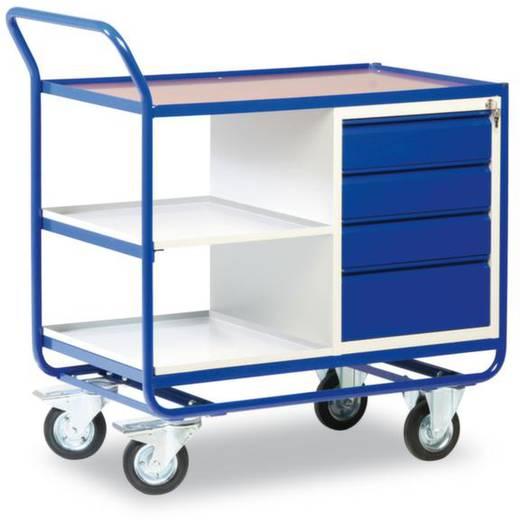 Tisch- und Schrankwagen Stahl pulverbeschichtet Traglast (max.): 300 kg 11-1401