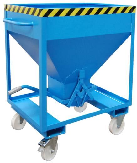 Silowagen Stahl Traglast (max.): 1000 kg SRE 375, RAL 5012