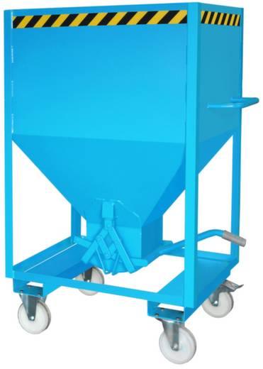 Silowagen Stahl Traglast (max.): 1350 kg SRE 600, RAL 5012