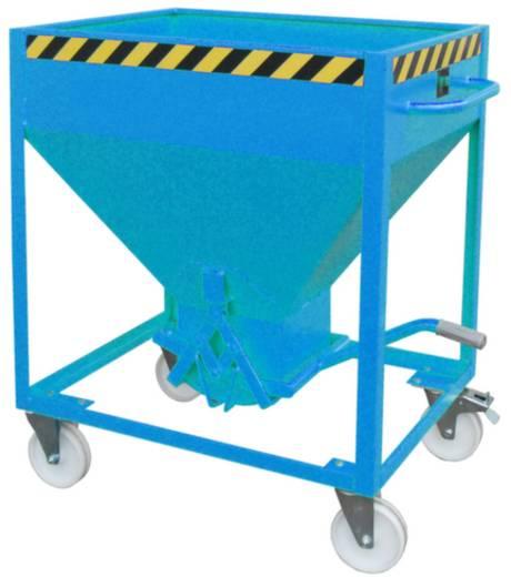 Silowagen Stahl Traglast (max.): 1000 kg SILOWAGEN TYP SR 3