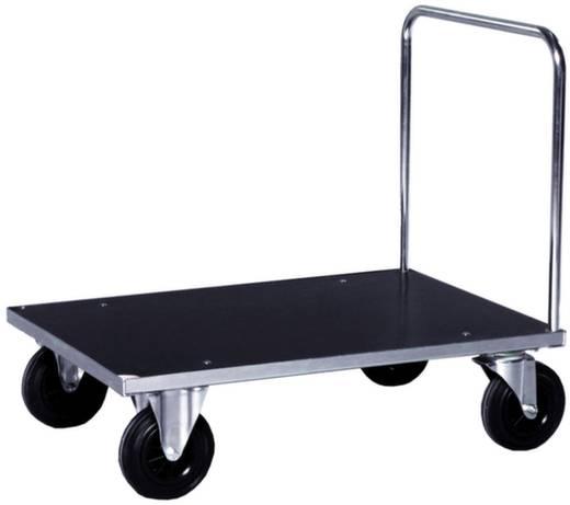Plattformwagen Stahl verzinkt Traglast (max.): 500 kg ROLLCART 02-5998VZ