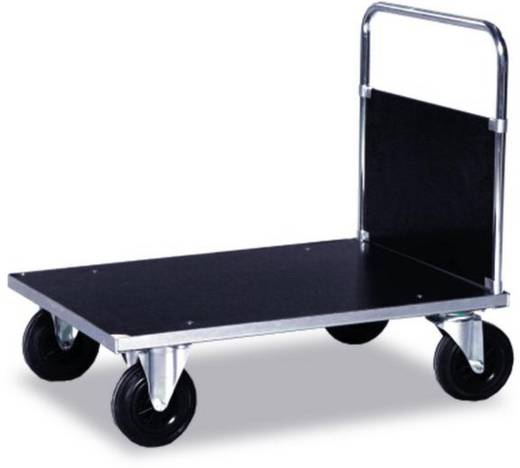 Stirnwandwagen Stahl verzinkt Traglast (max.): 500 kg ROLLCART 02-6027VZ