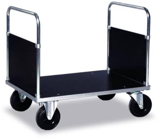 Doppelstirnwandwagen Stahl verzinkt Traglast (max.): 500 kg ROLLCART 02-6047VZ