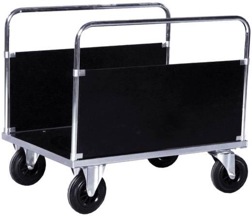 Zweiwandwagen Stahl verzinkt Traglast (max.): 500 kg 02-6067VZ