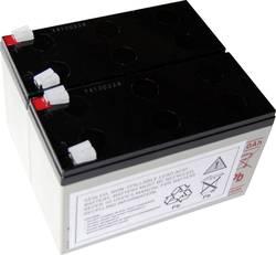 Náhradní akumulátor pro záložní zdroje (UPS) Conrad energy, vhodný pro Protect B 1000