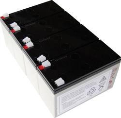 Náhradní akumulátor pro záložní zdroje (UPS) Conrad energy, vhodný pro Protect B 2000