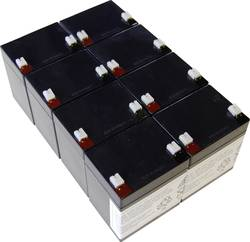 Náhradní akumulátor pro záložní zdroje (UPS) Conrad energy, vhodný pro Protect B 3000