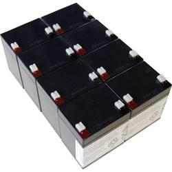 Náhradní akumulátor pro záložní zdroje (UPS) Conrad energy