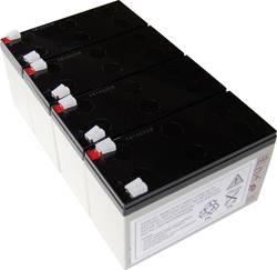 Náhradní akumulátor pro záložní zdroje (UPS) Conrad energy, vhodný pro Protect B Pro 1800