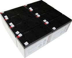 Náhradní akumulátor pro záložní zdroje (UPS) Conrad energy, vhodný pro Protect B Pro 1800 BP