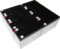 Náhradní akumulátor pro záložní zdroje (UPS) Conrad energy, vhodný pro Protect C 2000