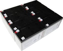 Náhradní akumulátor pro záložní zdroje (UPS) Conrad energy, vhodný pro Protect C 2030 R BP