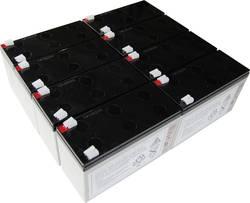 Náhradní akumulátor pro záložní zdroje (UPS) Conrad energy, vhodný pro Protect C 3000