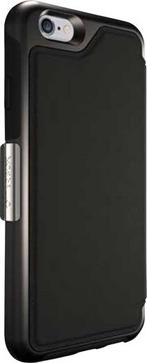 Otterbox Strada Case iPhone Flip Case Passend für: Apple iPhone 6, Schwarz