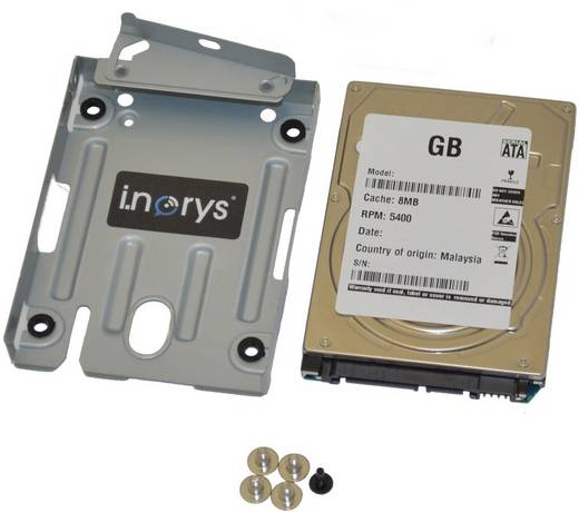 i.norys CECH-400x-HDM250 Interne Festplatte 6.35 cm (2.5 Zoll) 250 GB SATA