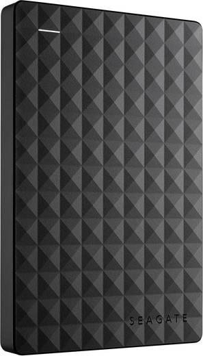 Externe Festplatte 6.35 cm (2.5 Zoll) 500 GB Seagate Expansion Portable Schwarz USB 3.0