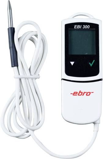 ebro EBI 300 TE Temperatur-Datenlogger Messgröße Temperatur -30 bis 70 °C Kalibriert nach ISO