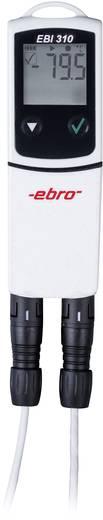 Temperatur-Datenlogger ebro EBI 310 TX Messgröße Temperatur -200 bis 400 °C Kalibriert nach ISO