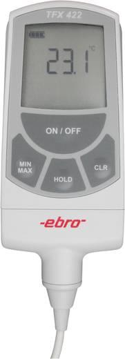 Einstichthermometer (HACCP) ebro 1340-5434 Messbereich Temperatur -25 bis 50 °C Fühler-Typ Pt1000 Kalibriert nach (für