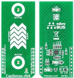Carte de développement MikroElektronika MIKROE-1446 1 pc(s)