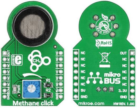 Entwicklungsboard MikroElektronika MIKROE-1628