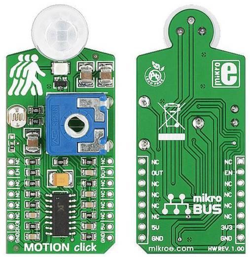 Entwicklungsboard MikroElektronika MIKROE-1589