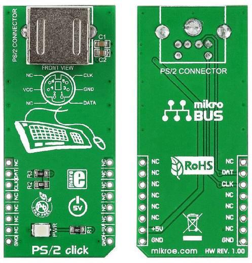 Entwicklungsboard MikroElektronika MIKROE-1576