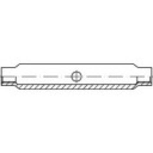Spannschlossmutter M20 Stahl galvanisch verzinkt TOOLCRAFT 136562 DIN 1478 1 St.
