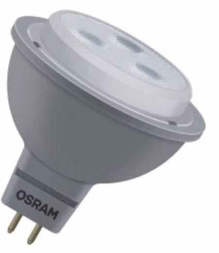 OSRAM LED GU5.3 Reflektor 3 W = 20 W Warmweiß (Ø x L) 51 mm x 51 mm EEK: A++ 1 St.