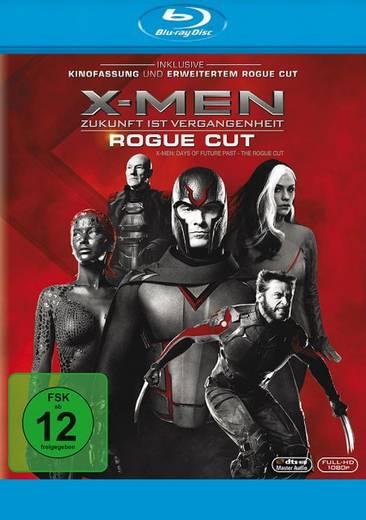 blu-ray X-Men: Zukunft ist Vergangenheit FSK: 12