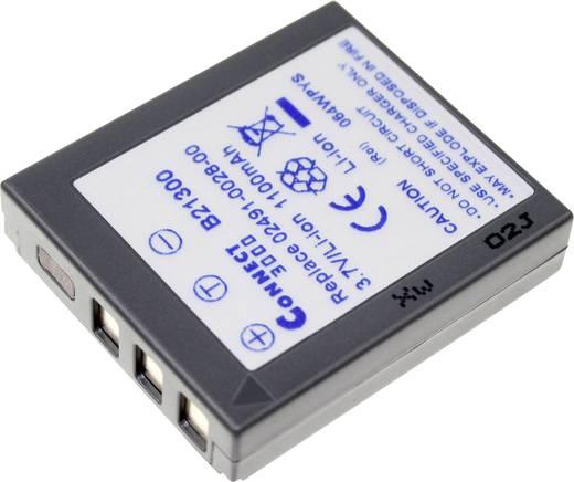 Kamera-Akku Connect 3000 ersetzt Original-Akku BATS8 3.7 V 1100 mAh 119784