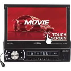 Multimediální přehrávač Caliber Audio Technology RMD-575BT, s dotyk. displejem a Bluetooth