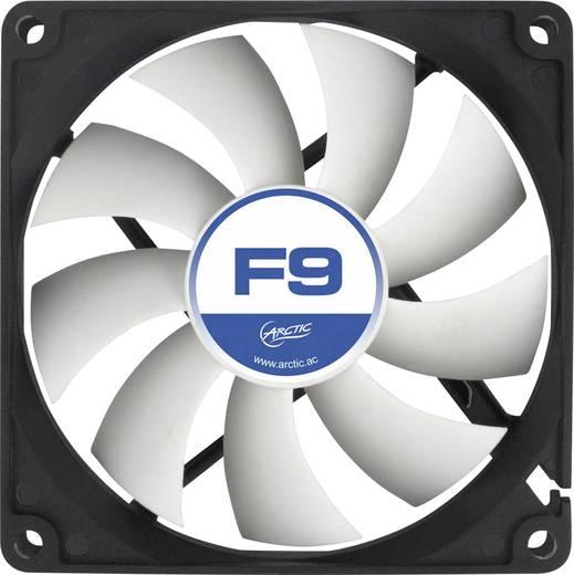 Arctic F9 PC-Gehäuse-Lüfter Schwarz, Weiß (B x H x T) 92 x 92 x 25 mm