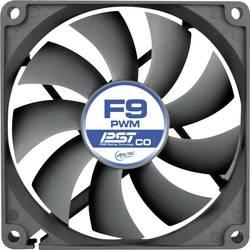 Image of Arctic F9 PWM PST CO PC-Gehäuse-Lüfter Schwarz (B x H x T) 92 x 92 x 25 mm