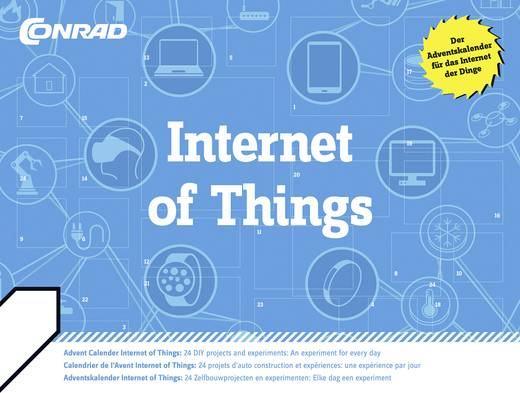 Adventskalender Conrad Components Internet of Things 2015 10180