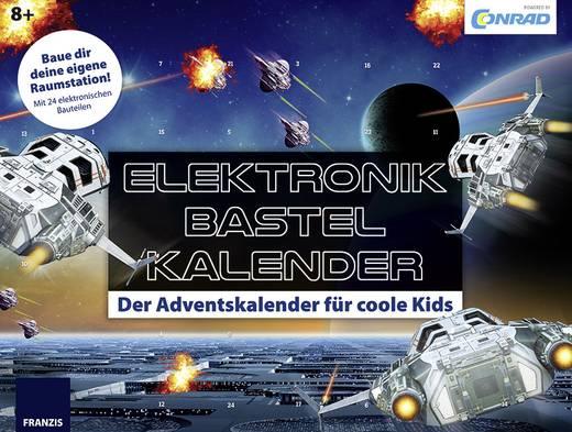 Adventskalender Conrad Components Elektronik Bastel Kalender 2015 Bausätze ab 8 Jahre