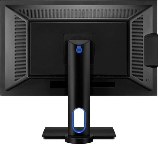 BenQ BL2711U LED-Monitor 68.6 cm (27 Zoll) EEK C 3840 x 2160 Pixel UHD 2160p (4K) 4 ms DisplayPort, Mini DisplayPort, HD