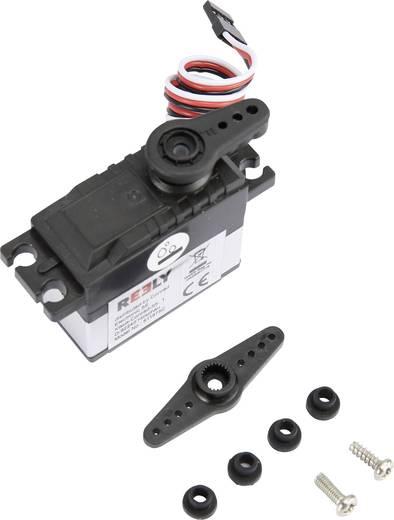 Reely Standard-Servo RS-303WP Analog-Servo Getriebe-Material Kunststoff Stecksystem JR